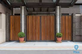 Model pagar rumah minimalis 2021, pagar rumah minimalis modern, pagar minimalis modern. 10 Desain Pagar Rumah Minimalis Terbaru Tahun 2020