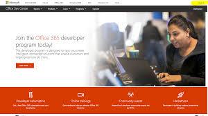 Office 365 Website Design Impressive Join The Office 48 Developer Program Microsoft Docs