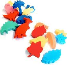 Childrens Paint Printing Sponges