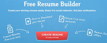 Create A Resume Online Free New Create A Professional Resume In Minutes With ResumeBaking