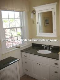 bathroom cabinet refacing before and after. MISCELLANEOUS Bathroom Cabinet Refacing Before And After C