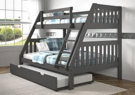 Harriet Bee Dubbo Bunk Bed with Trundle & Reviews | Wayfair