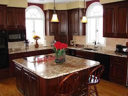 maple kitchen cabinets with black appliances. Surprising Maple Kitchen Cabinets With Black Appliances Kitchenjpg K