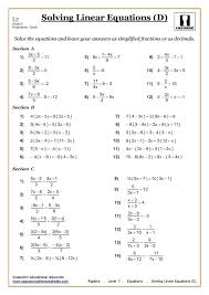 solving equations by clearing fractions lessons tes teach with solving quadratic equations