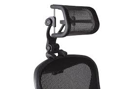 Amazon.com: Headrest for Herman Miller Aeron Chair - H4 Carbon by ...
