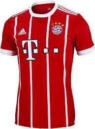 Bayern munich, or fc bayern münchen, is a german sports club based in munich, bavaria (bayern), germany. 2017 18 Adidas Bayern Munich Authentic Home Jersey Soccerpro Com
