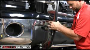 Steelcraft Grille Guard Installation on Tundra - YouTube