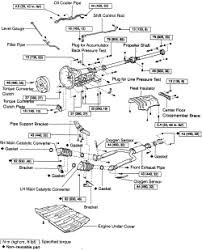 repair guides automatic transmission transmission removal  at Wiring Harness Part Number For A 92 Sc400