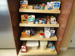 Kitchen Food Storage Cabinets Diy Pull Out Shelves For Kitchen Cabinets Best Home Furniture
