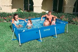 Above ground swimming pool polyester tubular outdoor 28270