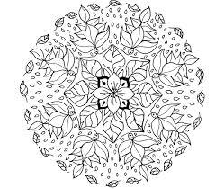 Free Mandala Coloring Pages To Print 62368 Longlifefamilystudyorg