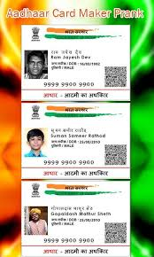 Prank Card Aadhaar Android Download For Id Apk Maker F7W1wZaWq