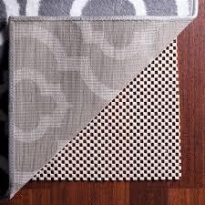 bedding amusing carpet pad at menards 10 epica super grip non slip area rug for any