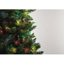 trim a home 6 multicolor boulder mountain pine tree kmart