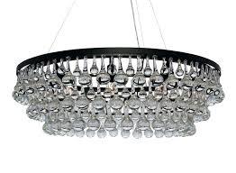 crystal chandelier drops dark bronze glass drop crystal chandelier light up my home acrylic crystal chandelier