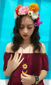 Gratis Afbeeldingen Meisje Vrouw Haar Bloem Rood Kleur Mode