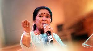 Asha Bhosle at 87: Once the perennial 'Number 2', the Bollywood legend is  second to none today | Entertainment News,The Indian Express
