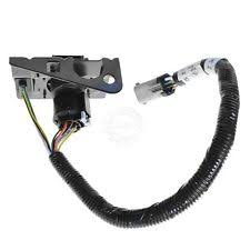f wiring harness ford 4 7 pin trailer tow wiring harness w plug bracket for f250