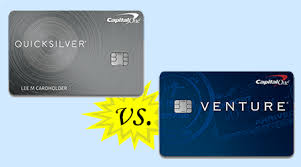 The information related to the capital one venture rewards credit card has been collected by business insider and has not been reviewed by the issuer. Capital One Quicksilver Vs Capital One Venture Finder Com