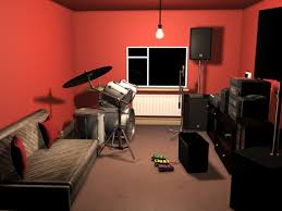 Room decorating ideas for music room 6 I need the speaker stands