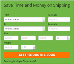 Shipping Quotes Comparing Shipping Rates in 100 Extraship vs Parcel100go vsParcelforce 57