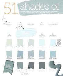 Blue Paint Samples Brickandwillow Co