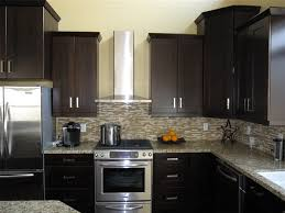 shaker style kitchen cabinets espresso cabinets flat panel shaker style twilight stain