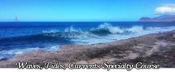 Wave Tides Currents Dive Specialty Hawaiian Diving