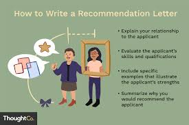 A Guide To Writing Recommendation Letters
