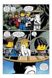 SNEAK PEEK: LEGO Ninjago #7: Stone Cold — Major Spoilers — Comic Book  Reviews, News, Previews, and Podcasts