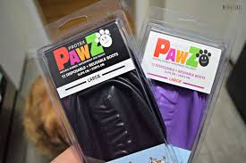 mydoglikes pawz dog boots review pawz are a disposable reusable and biodegradable dog boot