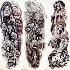 3d Bell Jeptiška Tetování Samolepky Oční Lokomotiva Krista Anděl