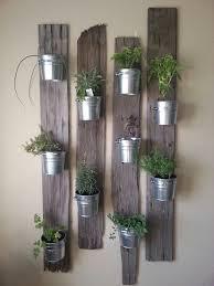 free standing herb garden from diy showoff