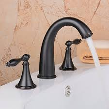 solid brass bathroom faucets. Bathroom Faucets DIY | Hiendure Widespread 2 Handle 3 Hole Solid Brass Faucet Without Pop Up Drain Oil Rubbed Bronze -- Want To Know More, F