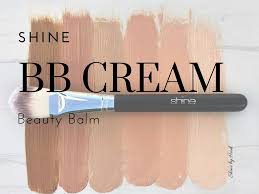 shine bb cream