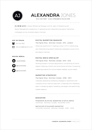 Free Minimalist Resume Template In Indd Ai Word Format Good Resume