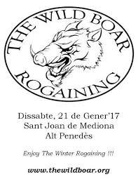 Resultado de imagen de the wild boar rogaine