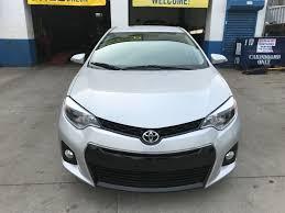 Used 2015 Toyota Corolla S Sedan $10,990.00