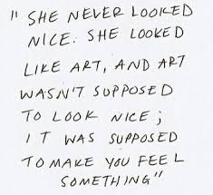 Lovely Quotes Stunning art girl quotes beautiful r nice teenagers poetry poem relatable