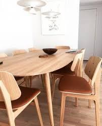 scandinavian living dinner table dining room tables wood furniture furniture design danish design simple living dining rooms mesas dinning table