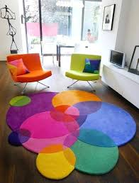 bubbles square contemporary modern area rugs by winner for when i win the lottery rug