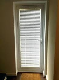 oval door window blinds back door window blinds blind for back door window o window blinds