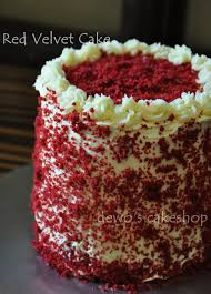 By Dekalisa Red Velvet Cake