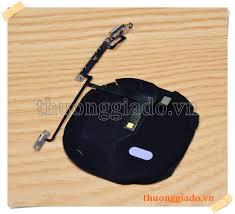 Thay cụm cáp phím chỉnh âm lượng+gạt rung+mạch sạc không dây iPhone Xs  (5.8