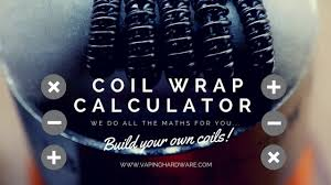 Vape Resistance Chart Coil Wrap Calculator Build Your Very Own Coils Vaping