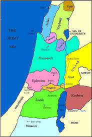 12 Tribes Of Israel Month Chart The Twelve Tribes Of Israel