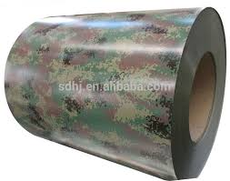 technique colored galvanized sheet metal painting galvanized steel camouflage pattern for prefab house prepainted steel coil camouflage steel sheet