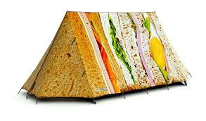 Great idea! Now you too can see what bears see you as! Dinner... | Camping  ideas! | Pinterest | Tents