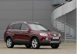 Chevrolet Captiva Reviews, Specs & Prices - Top Speed
