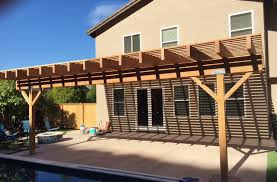 wooden patio covers contractor wood patio covers a65 wood